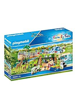 Playmobil 70341 Family Fun Large Zoo