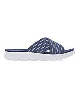 Cushion Walk Leisure Sandals E Fit