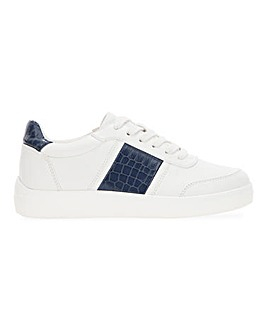 Lace Trainer Extra Wide EEE Fit