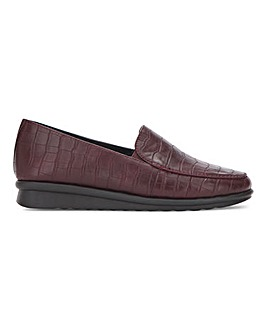 Cushion Walk Twin Gusset Shoe Extra Wide EEE Fit