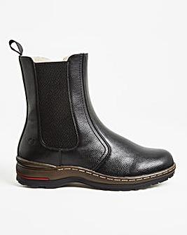 Heavenly Feet Chelsea Boot Wide E Fit