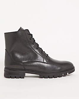 Lace Up Boot Extra Wide EEE Fit