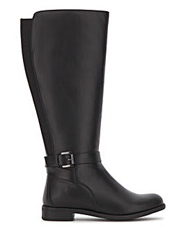 Riding Boot Ultra Wide EEEEE Fit Extra Curvy Plus Calf