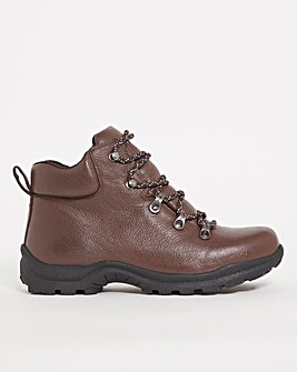 Waterproof Leather Hiking Boot E Fit