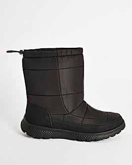 Cushion Walk Pull On Boot EEE Fit