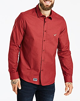 Voi LS Oxford Shirt Long