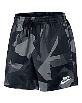 Nike Flow Print Woven Shorts