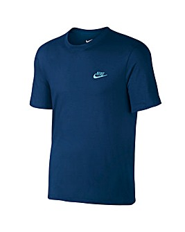 Nike Club Embroidered T-Shirt Regular