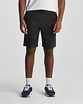 Nylon Woven Pintuck Short