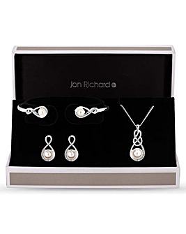 Jon Richard Pearl Infinity Trio Set
