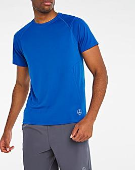 Jacamo Active Blue Training T-Shirt