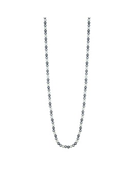 Jon Richard 3 Tone Pearl Allway Necklace