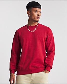Jacamo Crew Neck Sweatshirt Long