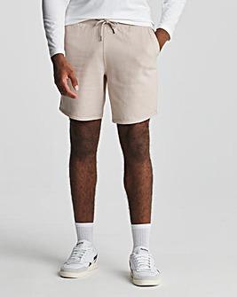 Oatmeal Fleece Shorts