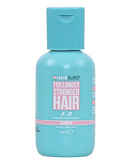 Hairburst Mini Shampoo For Longer Stronger Hair 60ml