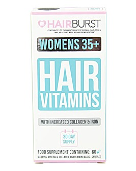 Hairburst Healthy Hair Vitamins 35+