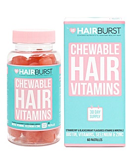 Hairburst Chewable Hair Vitamins