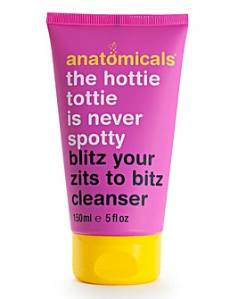 Anatomicals The Hottie Tottie Is Never Spotty Anti-Zit Face Cleanser