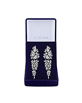 Jon Richard Elizabeth Drop Earring