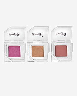 Barry M Lust Love Eyeshadow Bundle