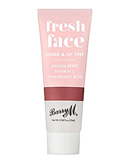 Barry M Lip & Cheek Tint Deep Rose