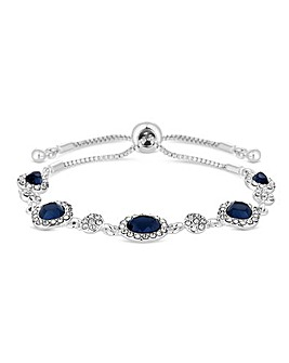 Alan Hannah Montana Crystal Bracelet