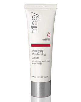Trilogy Mattifying Moisturising Lotion