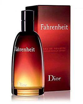 Dior Fahrenheit 200ml Eau de Toilette
