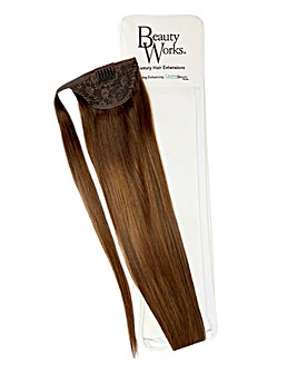 Beauty Works Super Sleek Invisi-Ponytail 18inch Dubai