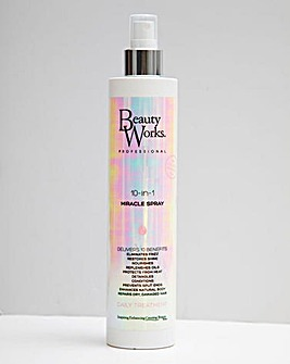 Beauty Works 10 in 1 Miracle Spray 250ml