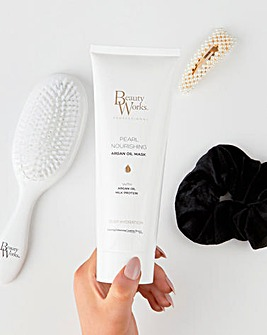 Beauty Works Pearl Nourishing Mask 250ml