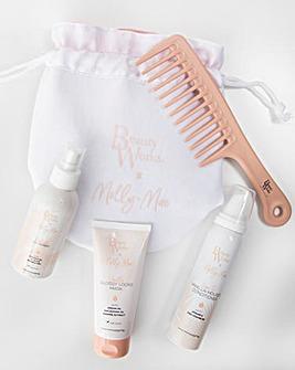 Beauty Works x Molly Mae Gloss & Go Haircare Kit