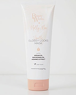 Beauty Works X Molly Mae Glossy Locks Mask 250ml