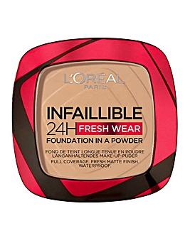 L'Oreal Paris Infallible 24H Fresh Wear Foundation - 140 Golden Beige