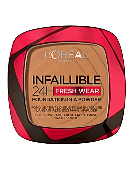L'Oreal Paris Infallible 24H Fresh Wear Foundation - 330 Hazelnut