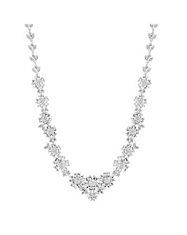 Alan Hannah Cubic Zirconia Necklace