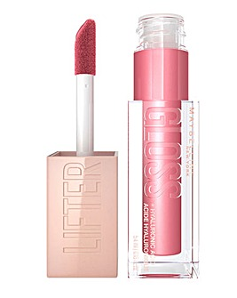 Maybelline Lifter Gloss Plumping Hydrating Lip Gloss Hyaluronic Acid 005 Petal
