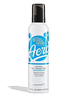 Bondi Sands Aero Aerated Self Tanning Foam - Light/Medium 225ml