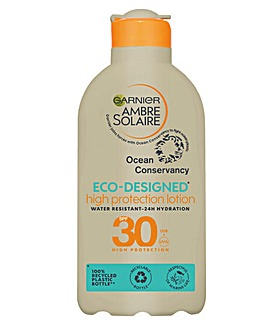 Ambre Solaire Eco Designed Protection Lotion SPF30 200ml