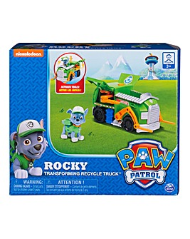 Paw Patrol Basic Vehicle - Rocky