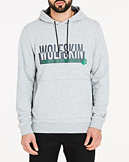 Jack Wolfskin Slogan Hood Over The Head