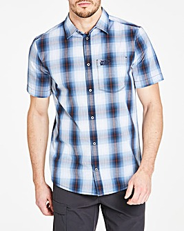 Jack Wolfskin Chilli Short Sleeve Shirt