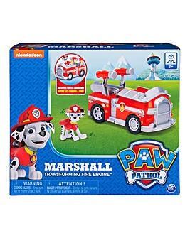 Paw Patrol Basic Vehicle - Marshall