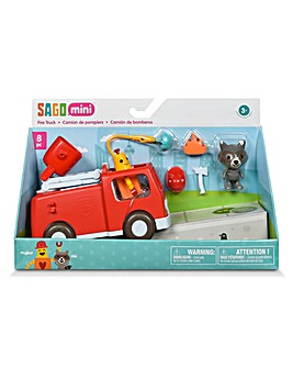 Sago Mini Fire Truck