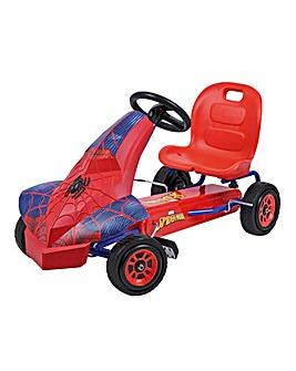 Marvel Spider-Man Go Kart