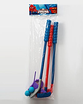 Marvel Spider-Man Golf Set