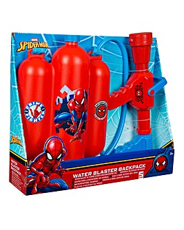 Spider-Man Water Blaster Backpack