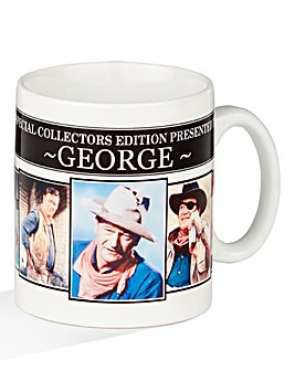 Personalised Icon Mugs