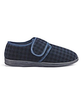Easy Fasten Slipper Wide Fit