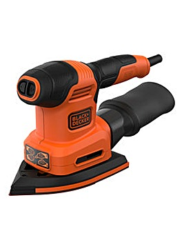 Black + Decker 200W Multi Sander